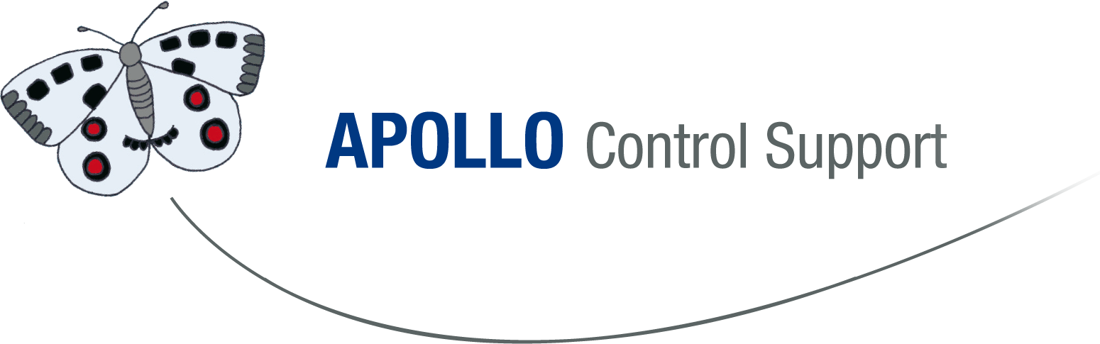 Apollo Control Support Logo